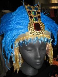 Cleopatra's headpiece